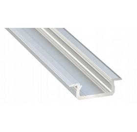 Profil aluminiowy anodowany 2m typ Z surowy