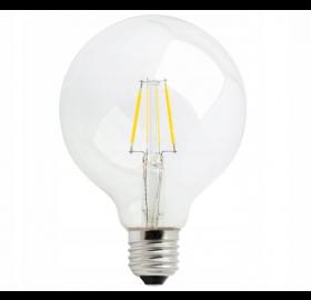 Żarówka LED Filament E27 G95 4W Edison