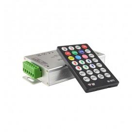 Kontroler sterownik LED RGBW pilot 28 przycisków 18A