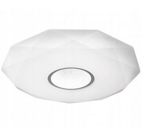 Plafon dekoracyjny ścienno-sufitowy Diamond LED 24W + pilot