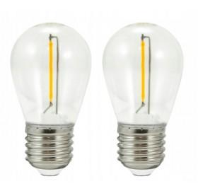 2x Żarówka LED 36V Filament do Girlandy Ogrodowej