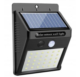 Lampka solarna LED z czujnikiem ruchu i zmierzchu