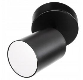 Kinkiet Spot oprawa halogenowa czarna GU10