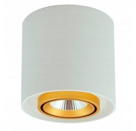 Oprawa natynkowa LED 10W biała