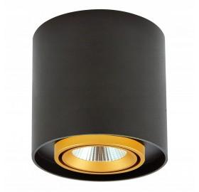 Oprawa natynkowa LED 10W czarna