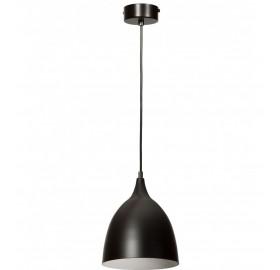 Lampa wisząca Scandi E27 czarna  pojedyńcza