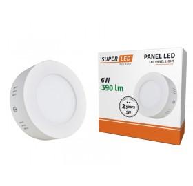 Panel natynkowy LED 6W neutralny