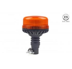 Lampa ostrzegawcza W03P uchwyt zaginany R65 R10 36LED 12/24V IP56