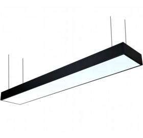 Lampa LED wisząca liniowa biurowa 120cm 50W CCD