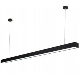 Lampa liniowa LED biurowa wisząca 120 cm 40W CCD