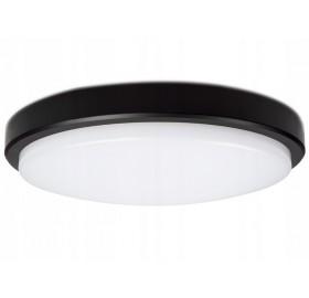 Plafon LED COMO 36W IP65 czarny