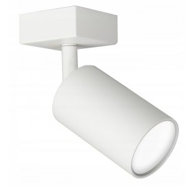 Lampa sufitowa halogenowa GU10 SPOTI biała