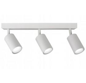 Lampa sufitowa halogenowa GU10 SPOTI 3 biała