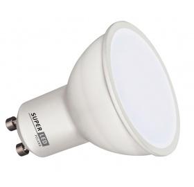 Żarówka SLP LED GU10 8W biała zimna