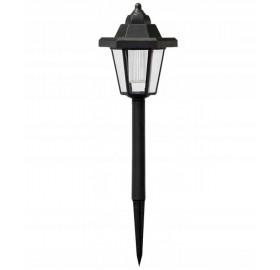 Lampa Solarna LED latarnia ogrodowa słupek wbijany