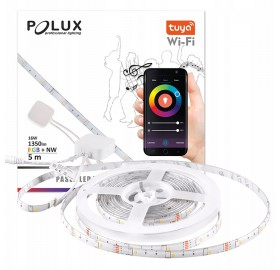 Taśma LED Smart Music 16W RGB + NW Wi-Fi Tuya 5m