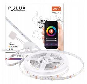 Taśma LED Smart Music 20W RGB +WW+CW Wi-Fi Tuya 5m