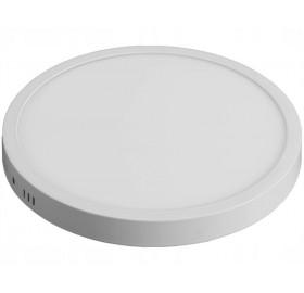 Panel natynkowy LED 24W CCD biały ciepły