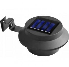 Lampa solarna LED ogrodowa kinkiet solarny na płot
