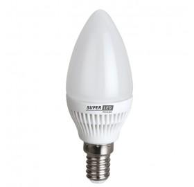 Żarówka LED E14 2W świeczka zimna