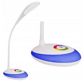 Lampka biurkowa LED szkolna, biurkowa RGB 5W