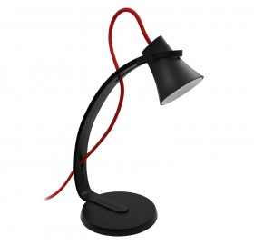 Lampka biurkowa LED 3,2W czarna
