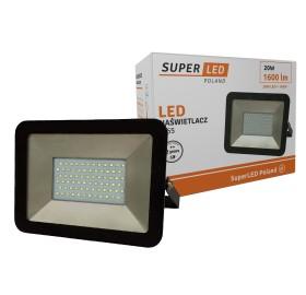 Naświetlacz LED 20W biały ciepły
