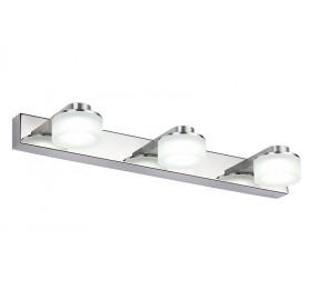 Kinkiet łazienkowy LED 9W 46 cm biały zimny