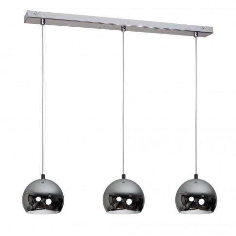 Lampa wisząca Ball Chrome 3x E27 superledpoland.pl
