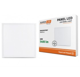 Panel LED 60 cm 60W neutralna