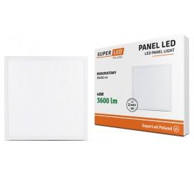 Panel LED 60 cm 40W biały ciepły