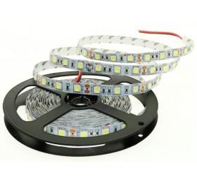 Taśma 300 LED 5050 5m IP20 72W Zielona