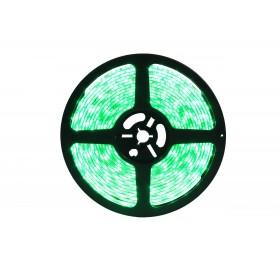 Taśma 300 LED 5050 5m IP65 72W zielona