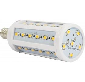 Żarówka LED E14 Corn 7W biała ciepła