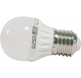 Żarówka E27 LED 4W = 40W SMD 2835 biała zimna