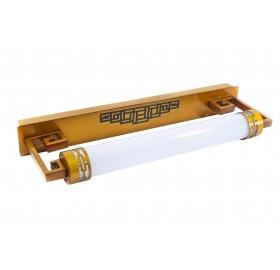 Kinkiet LED łazienkowy Klasyczny Retro lustro