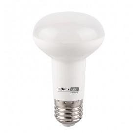 Żarówka LED E27 R63 7W biała zimna