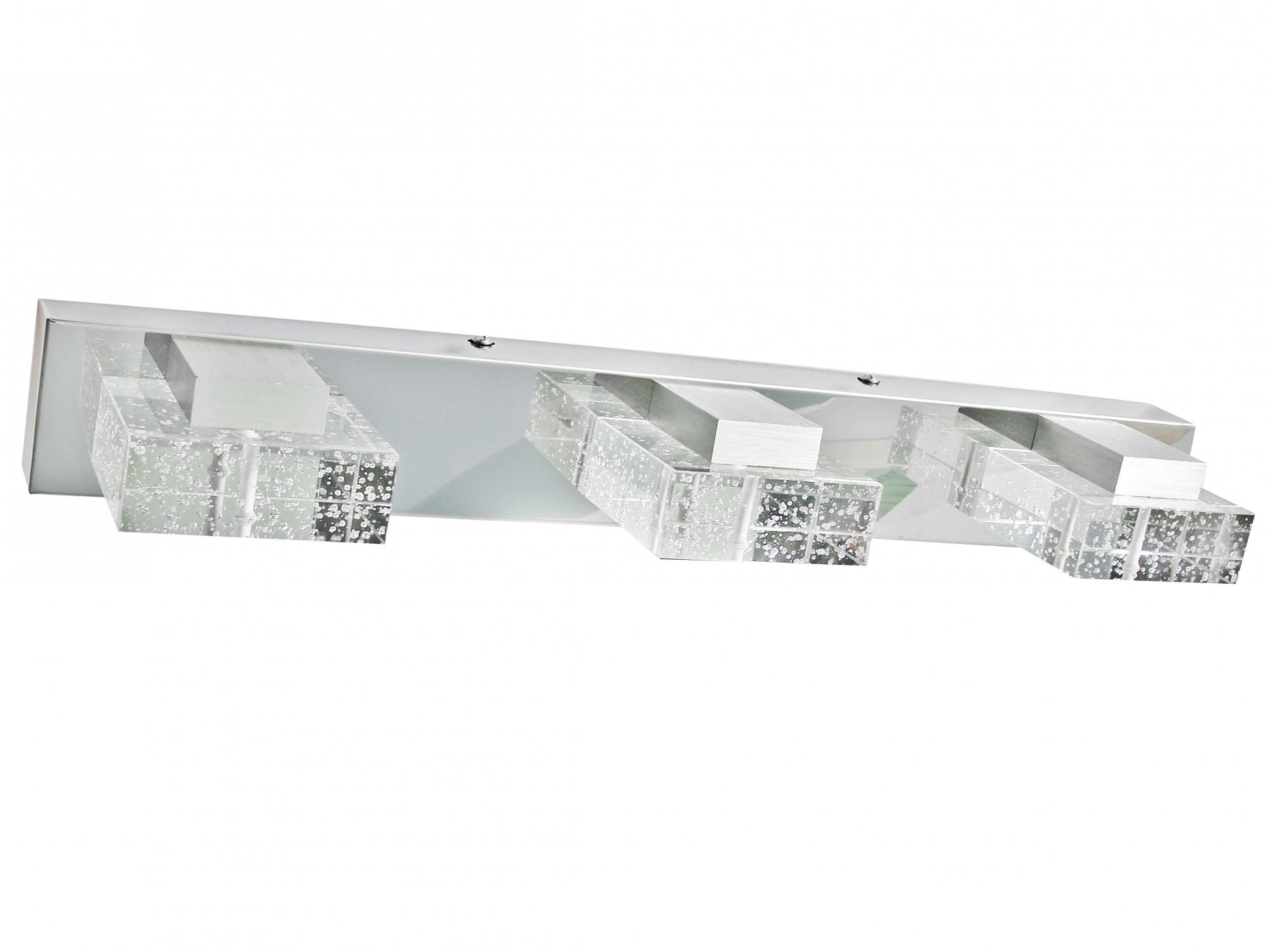 Kinkiet Led łazienkowy Lampa Nad Lustro 9w 46 Cm