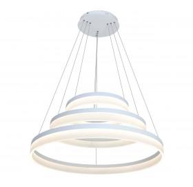 Lampa wisząca LED RING 3 żyrandol koła 62W 4200lm
