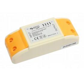 Zasilacz LED montażowy IP20 12V 12W 1A