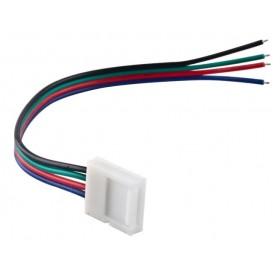 Złączka do taśma LED RGB CLICK 10mm jednostronna