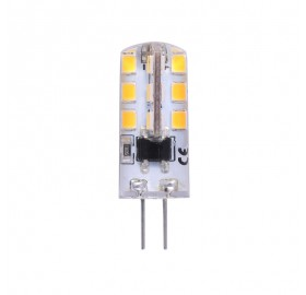 Żarówka LED G4 2W DC 12V biała zimna