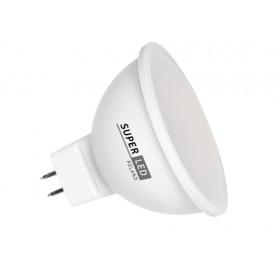 Żarówka LED MR16 SMD 2835 6W 12V biała ciepła