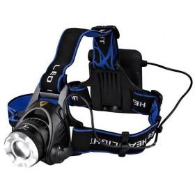 Latarka czołowa LED CREE XM-L T6