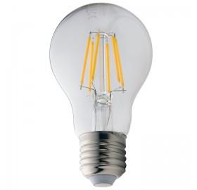 Żarówka LED E27 Filament 6W Edison Ozdobna Ciepła