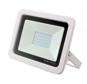 Naświetlacz LED 20W biały zimny