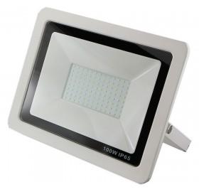Naświetlacz LED 100W biały zimny