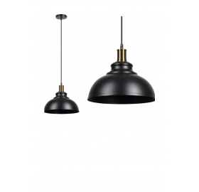 Lampa sufitowa wisząca Industrial Loft E27 LED Perno