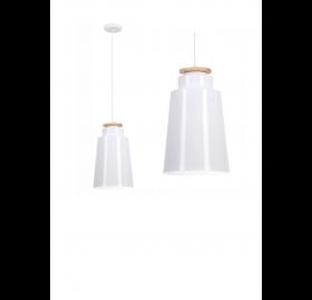 Lampa sufitowa wisząca Scandi Nordic Loft E27 LED Celtis kielich