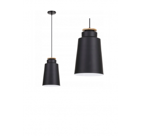 Lampa sufitowa wisząca Scandi Nordic Loft E27 LED Celtis cz